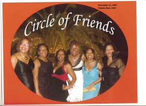 Circle of Friends Photo 2007