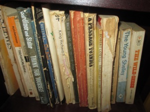 Tattered butTreasured Books