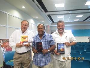 Dobby, Malachai & Geoffrey