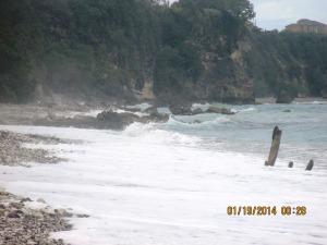Rio Nuevo Beach, Jamaica