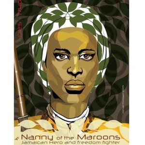 Ashanti Woman! Warrior Woman: Freedom Fighter: Nanny of the Maroons