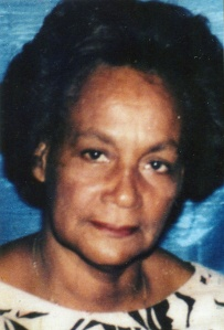 My Mother-Dezrene Elizabeth Wade