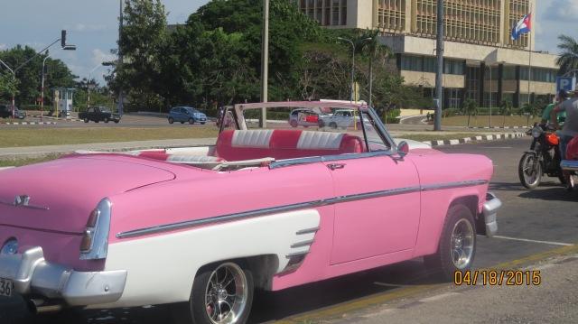 CUBA VINTAGE RIDE